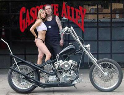 IN MEMORY OF INDIAN LARRY 1949 - 2004