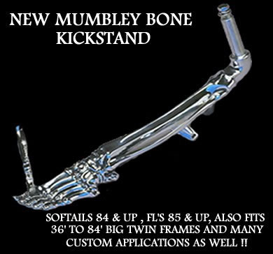 Mumbley Bone Kickstand