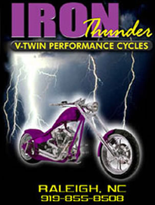 Iron Thunder Cycles
